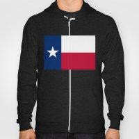 Texas State Flag -High Q… Hoody