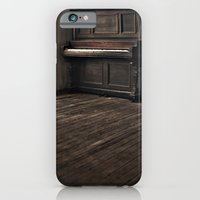 iPhone & iPod Case featuring Piano by Flashbax Twenty Three