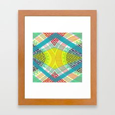 The Future : Day 14 Framed Art Print