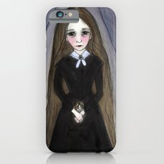 Miss Claire and Anna, Victorian Goth Portrait Slim Case iPhone 6s