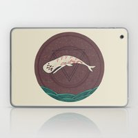 The Devil Roams These Wa… Laptop & iPad Skin