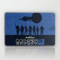 Mass Effect 3 Laptop & iPad Skin