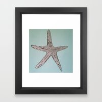 starfishpillow Framed Art Print