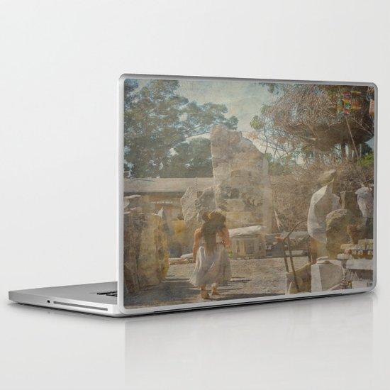 Art City #3 Laptop & iPad Skin