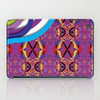 Pattern AM02 Colorful iPad Case