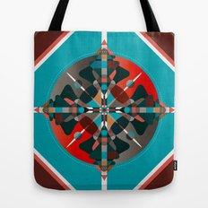 Compass, Palette 2 Tote Bag