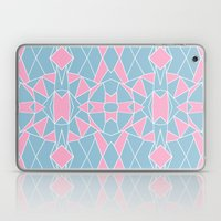 Abstraction Pink #2 Laptop & iPad Skin