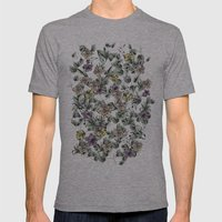 Paradise Lost Mens Fitted Tee Athletic Grey SMALL