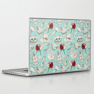 Wear To Wonderland – S… Laptop & iPad Skin
