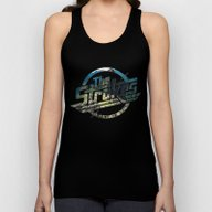 The Strokes Logo Machu P… Unisex Tank Top