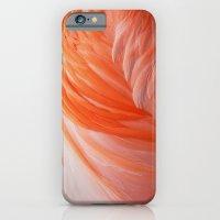 FLAMINGO FLAME iPhone 6 Slim Case