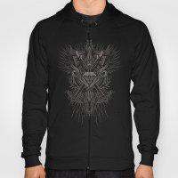 Crest Craft Black Hoody
