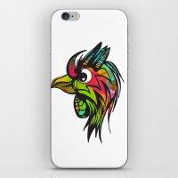 Bird Of Prey iPhone & iPod Skin