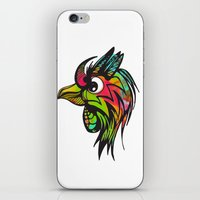 Bird of Prey iPhone & iPod Skin