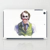 Heath Ledger (The Joker) iPad Case