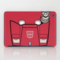 Transformers - Sideswipe iPad Case