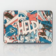 Save Us. iPad Case