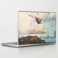 fall Laptop & iPad Skins featuring Fall by Sarah Eisenlohr