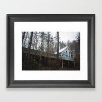 Georgia Sunroom Framed Art Print