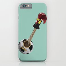 fado, soccer,and a cock from barcelos iPhone 6 Slim Case