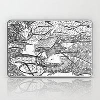 A Great Magician / Origi… Laptop & iPad Skin