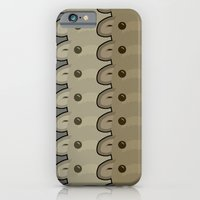 iPhone & iPod Case featuring Lots of Sheep by Loesj