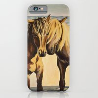 Martha's Ponies iPhone 6 Slim Case
