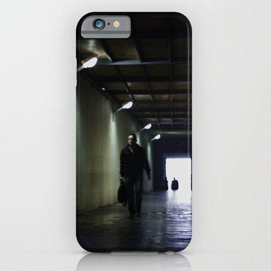 Dark Walk iPhone & iPod Case