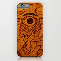 XARAXIN- Cosmic Terror iPhone 6 Slim Case