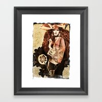 Laurina Framed Art Print