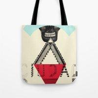 Locals Only - Ciudad De … Tote Bag