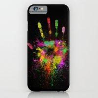 Artist Hand iPhone 6 Slim Case