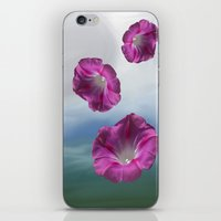 Flowers From Heaven - Fr… iPhone & iPod Skin
