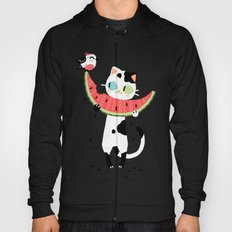 Watermelon Cat Hoody
