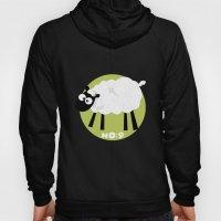 Sheep Number 9.... Hoody
