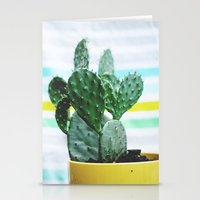 Summer Succulent Stationery Cards