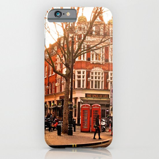 The SPICE Of LIFE iPhone & iPod Case
