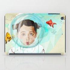 Fish Girl iPad Case