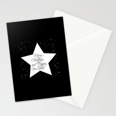 Merry Christmas & Happy New Year 1- Holidaze Stationery Cards