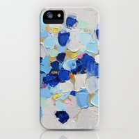iPhone 5s & iPhone 5 Cases featuring Amoebic Party No. 2 by Ann Marie Coolick