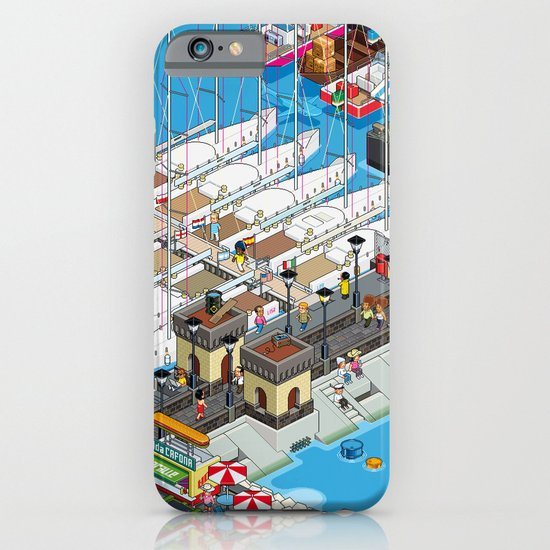 see Naples and then die! iPhone & iPod Case