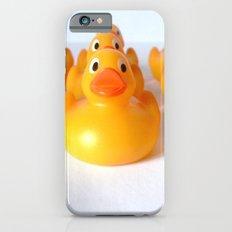 Ducks in a Row iPhone 6 Slim Case