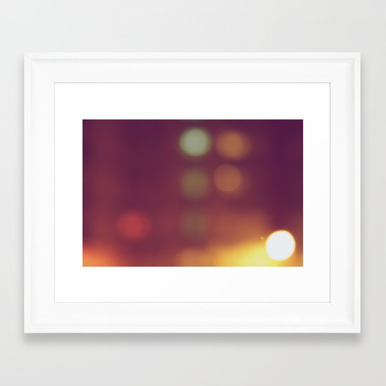 we need light Framed Art Print