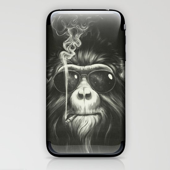 Smoke 'Em If You Got 'Em iPhone & iPod Skin