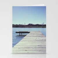 Lone Dock Stationery Cards