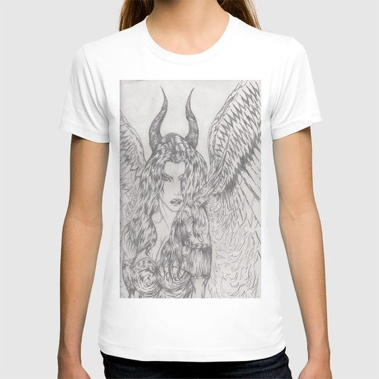 angel or demon T-shirt