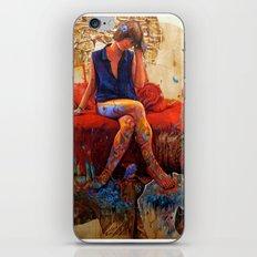 Lu iPhone & iPod Skin