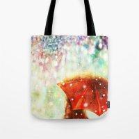 DIAMOND SKY Tote Bag