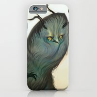 iPhone & iPod Case featuring Mischievous Chacac by Mark Facey