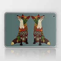 Fox Love Juniper Laptop & iPad Skin